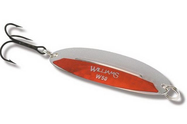 Одна из самых рабочих блесен по хорошей щуке - Вильям Ваблер.