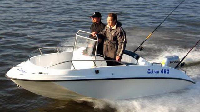 Идеальная лодка для ловли щуки на водохранилище