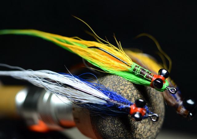 Ловля щуки нахлыстом А