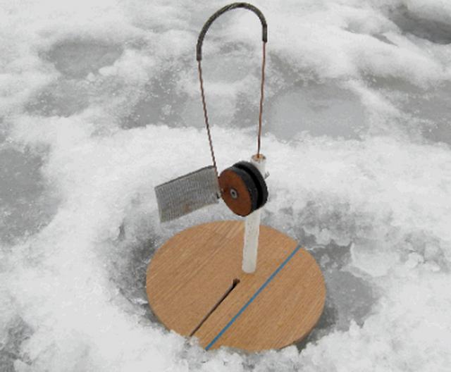 Как сделать жерлицу своими руками для зимней рыбалки на щуку