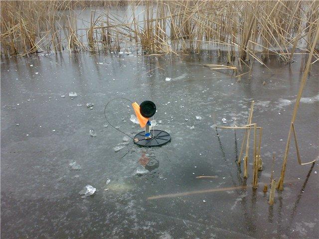 Рыбалка на щуку в декабре 3
