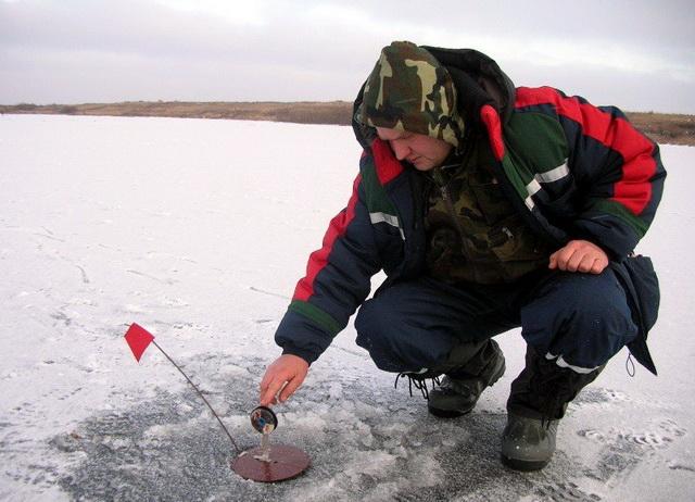 Рыбалка на щуку в декабре 4