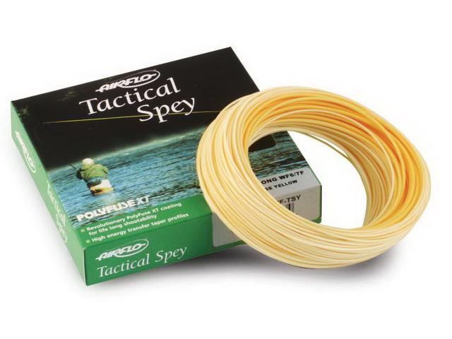 Вот такой шнур для двуручника подойдет для ловли щуки нахлыстом.
