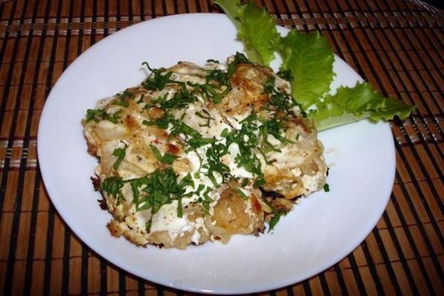 рецепт запеченной в духовке горбуши с фото пошагово в