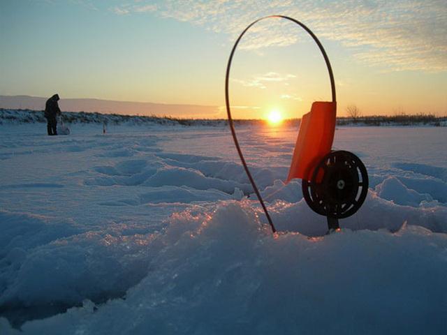 Рыбалка на щуку в декабре А